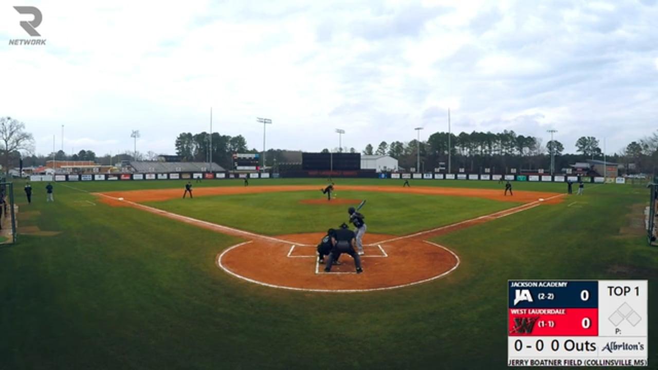 JV Baseball-2020-Mar 3-West Lauderdale