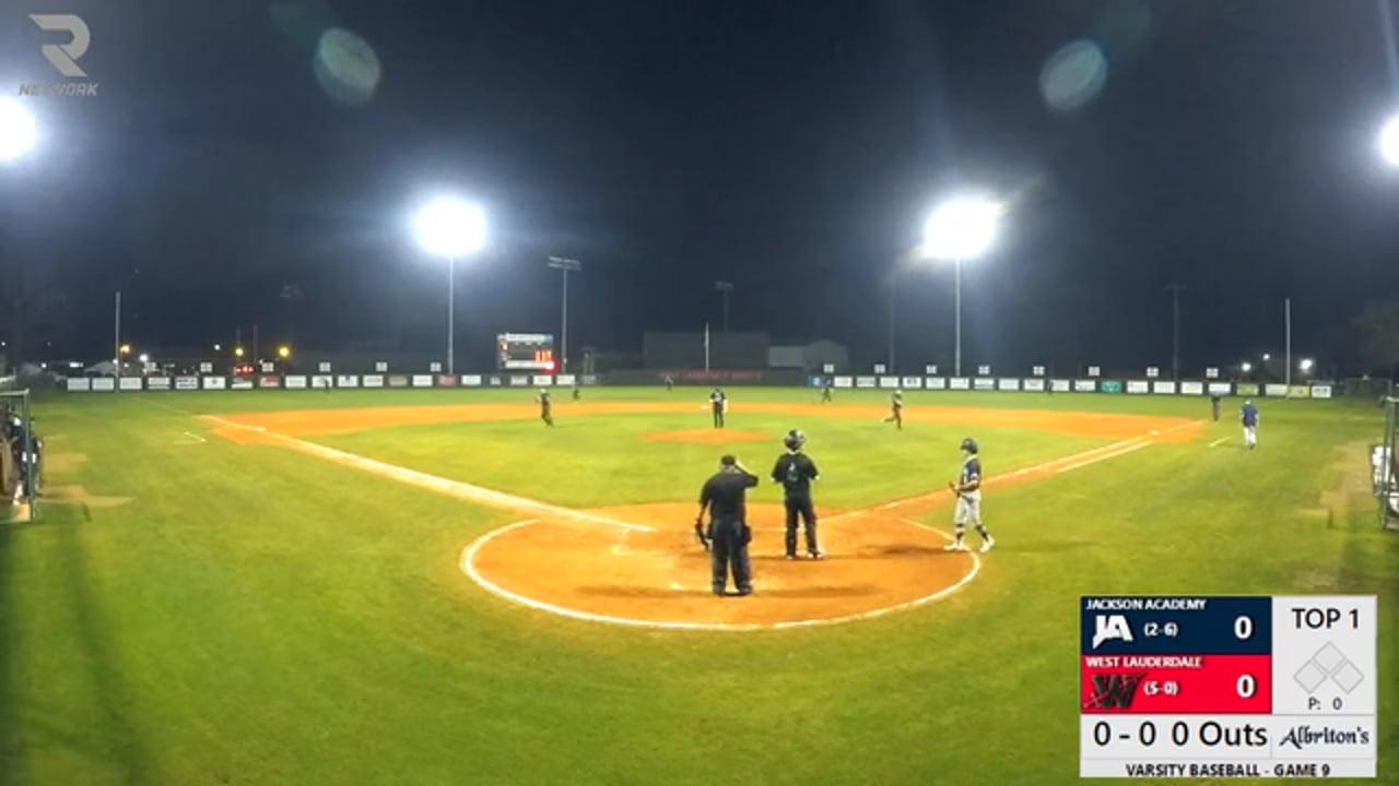 Varsity Baseball-2020-Mar 3-West Lauderdale