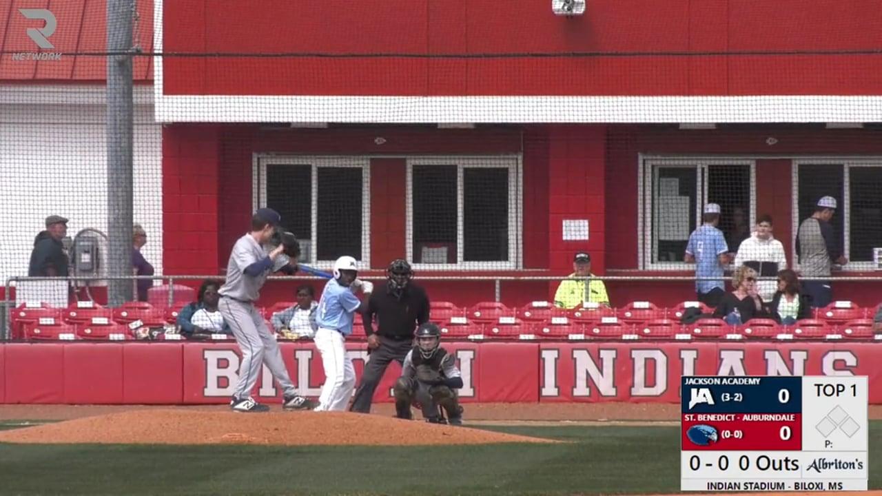JV Baseball-2020-Mar 9-St. Benedict