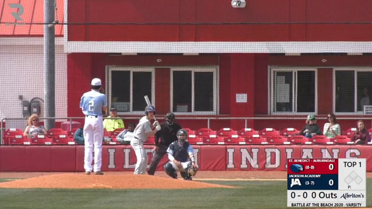 Varsity Baseball-2020-Mar 9-St. Benedict