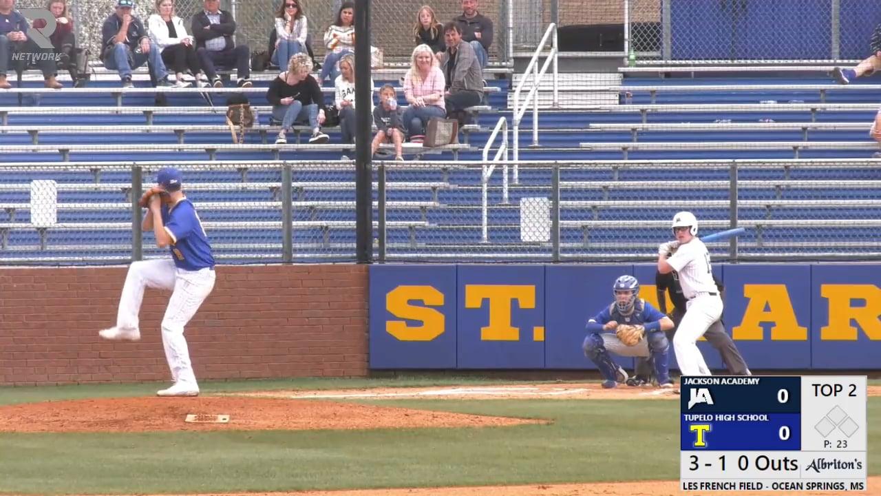 JV Baseball-2020-Mar 10-Tupelo