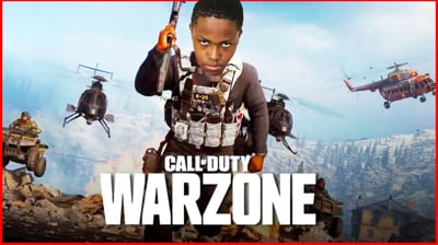 More Call Of Duty WARZONE! - Stream Replay