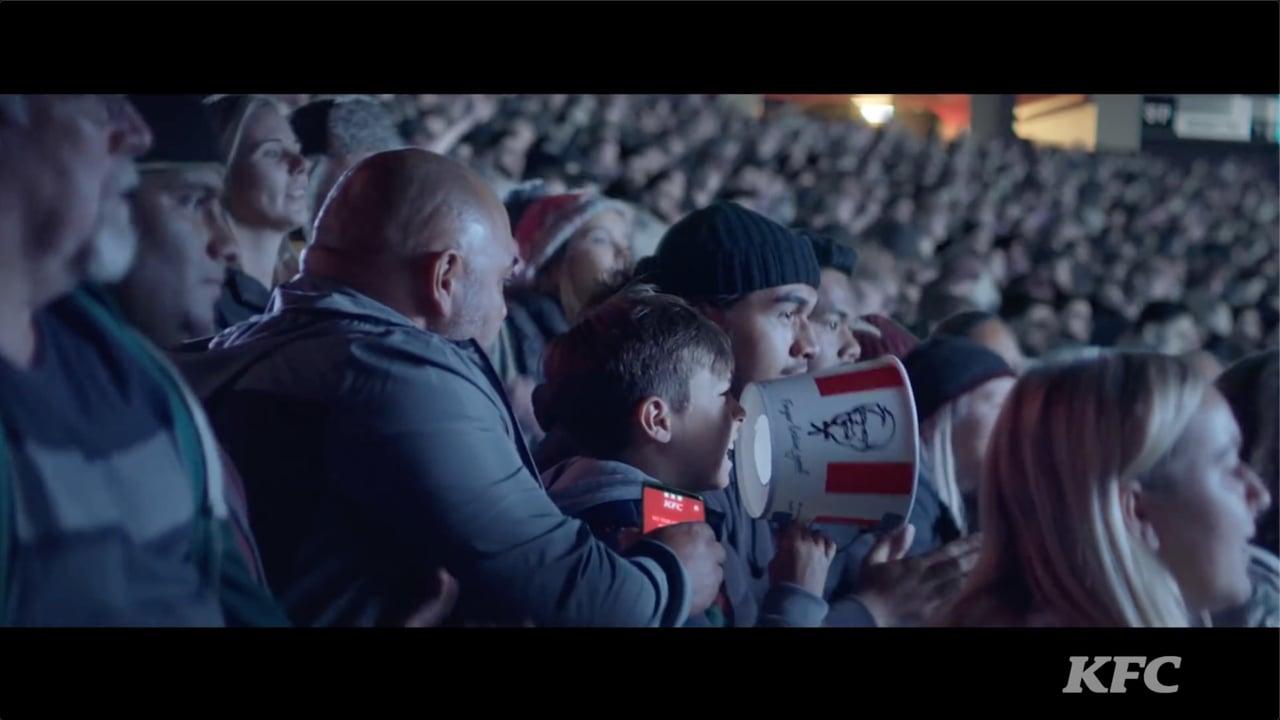 KFC 'Super Rugby'