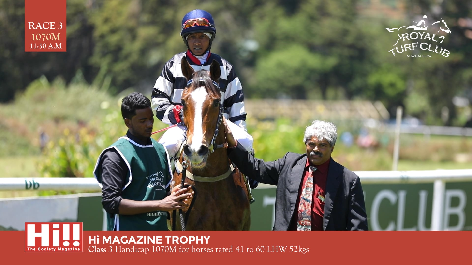Hi Magazine Trophy