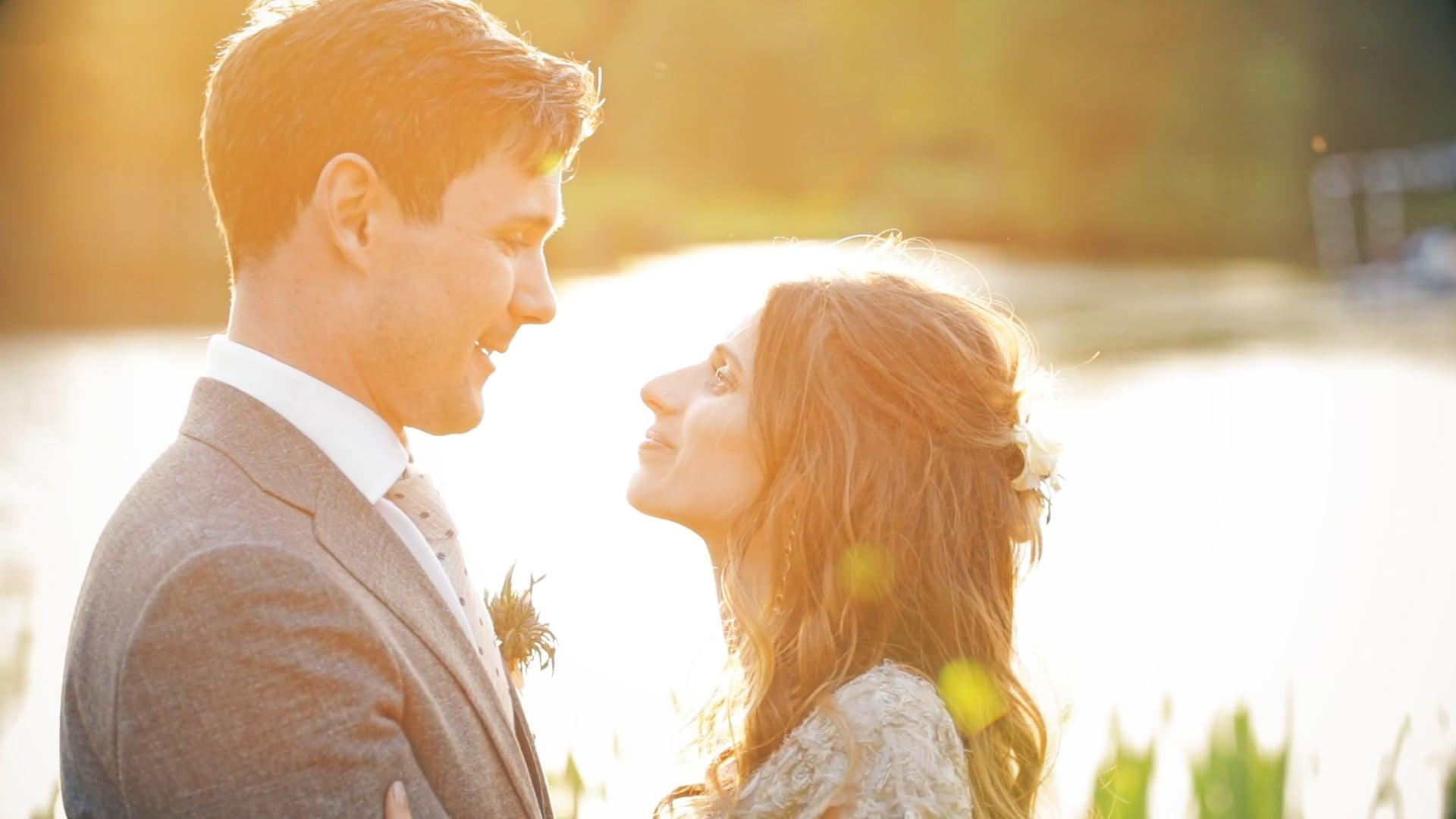 White Frame Wedding Videos