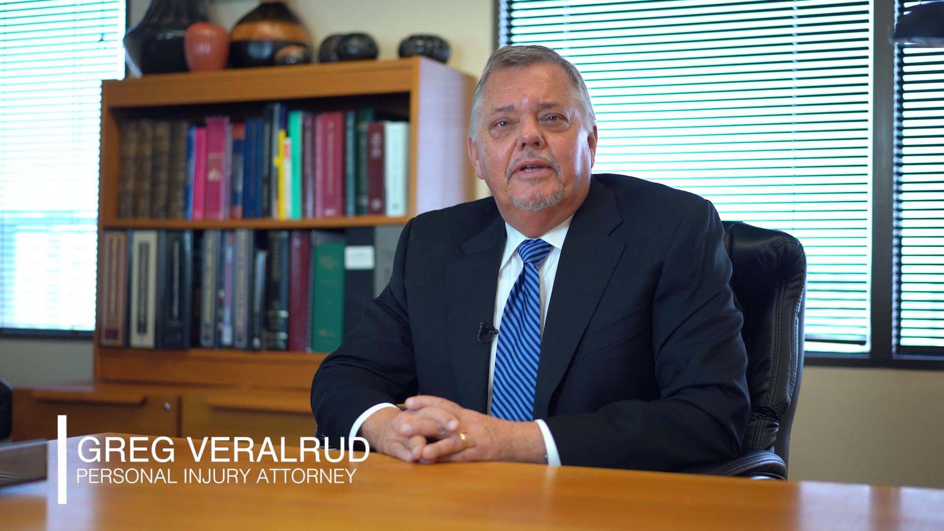Veralrud   Personal Injury Attorney
