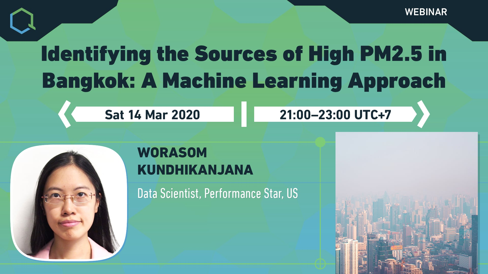 Identifying the Sources of High PM2.5 in Bangkok: A Machine Learning Approach