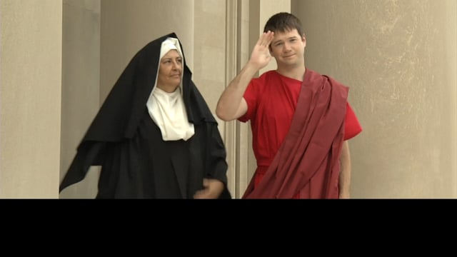 St. Augustine & St. Monica