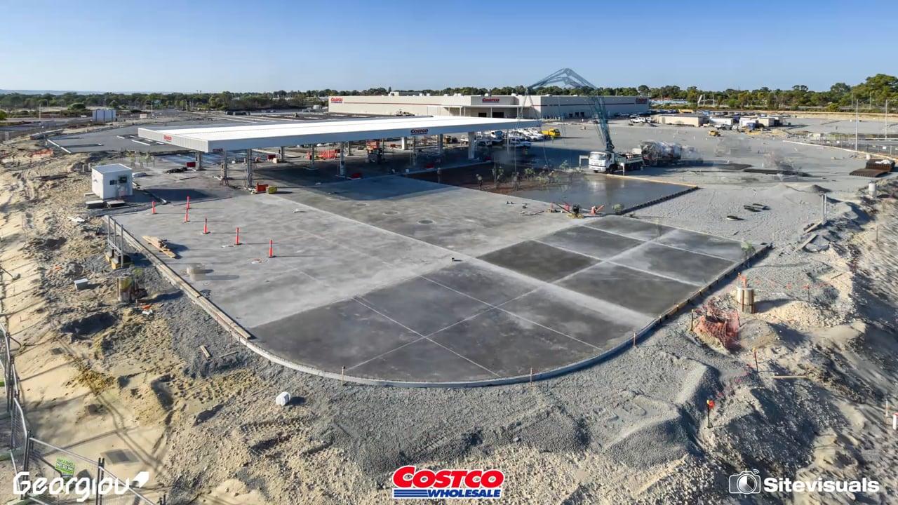 Georgiou Costco Airport Time Lapse (Mar 20)
