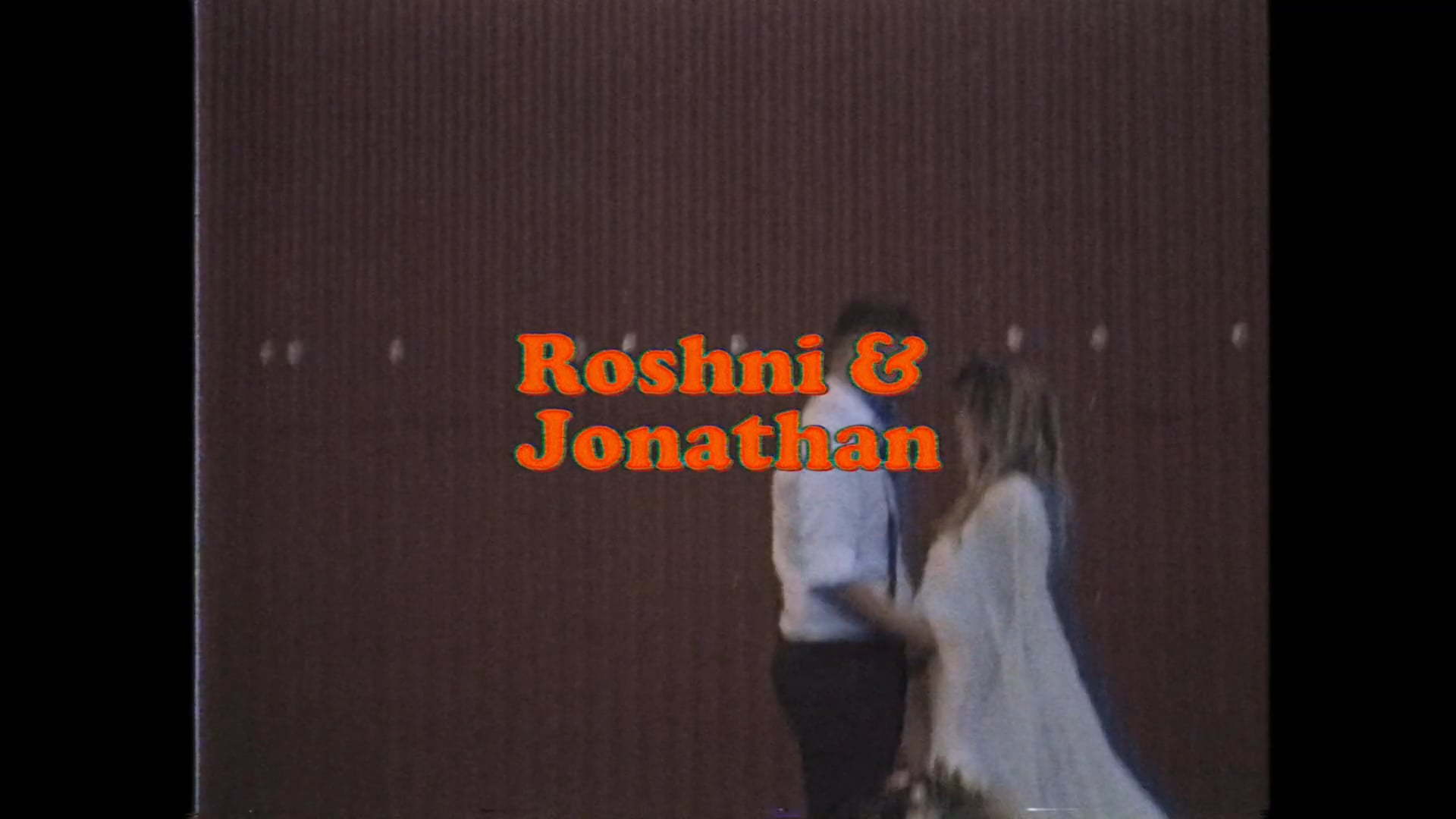 Roshni + Jonathan :||: Highlights