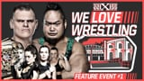 wXw We Love Wrestling Feature Event 1