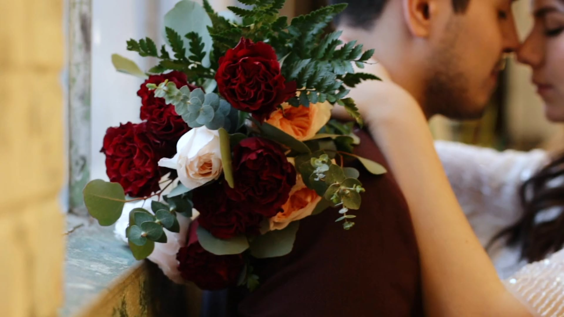 Carly + Lucas Wedding Reception