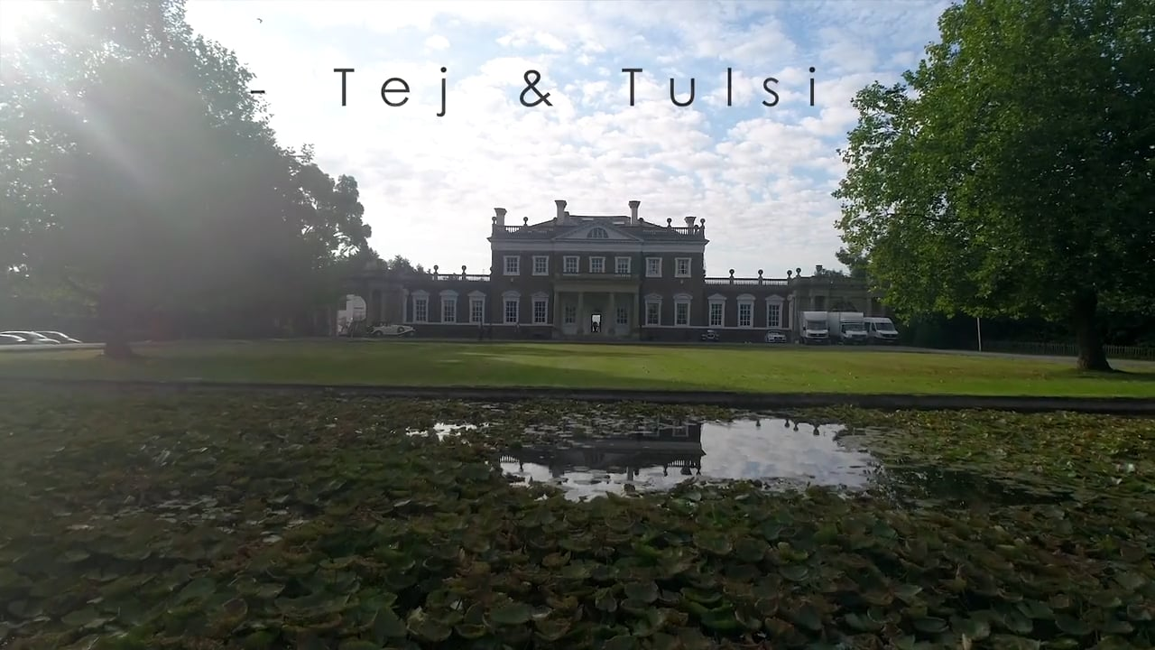 Tej & Tulsi's Moments - Indian Wedding & Reception at the Boreham House
