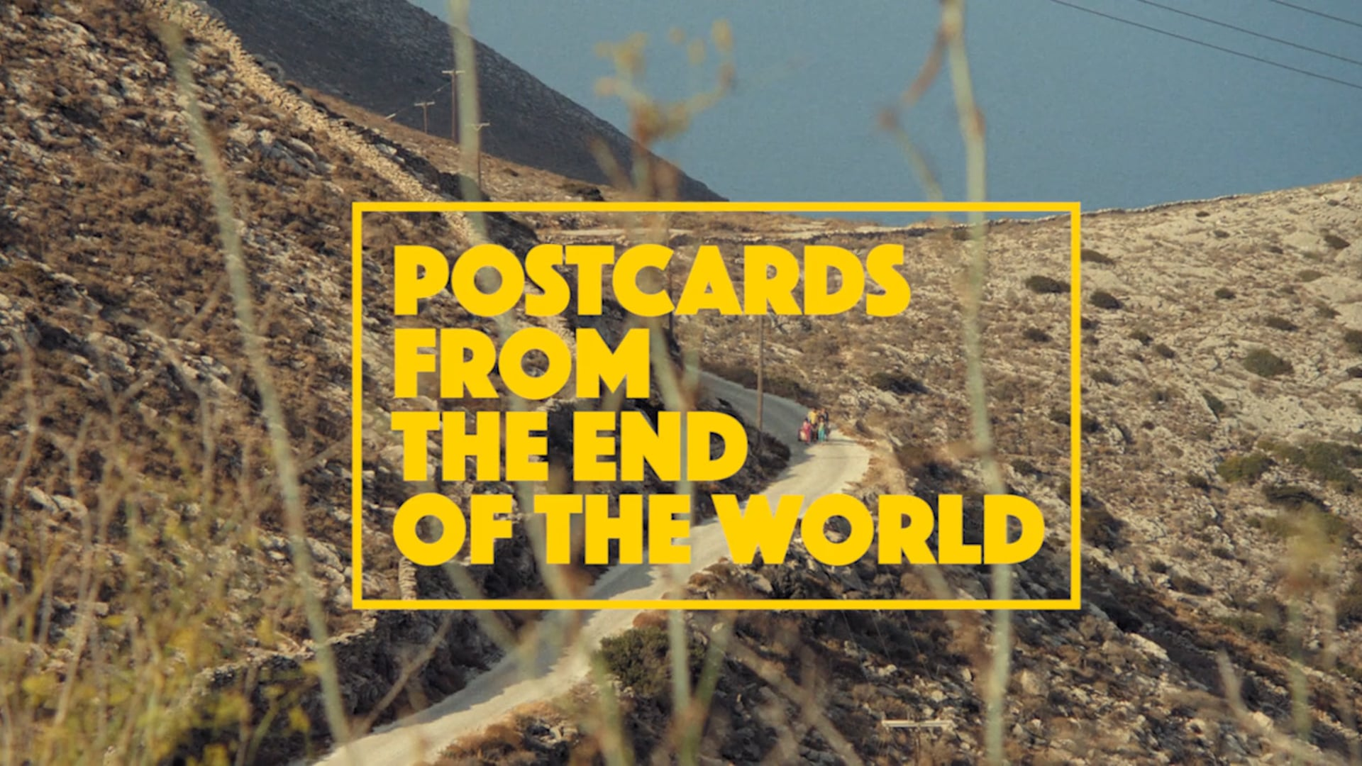 Postcards from the end of the World by Konstantinos Antonopoulos ! Greece