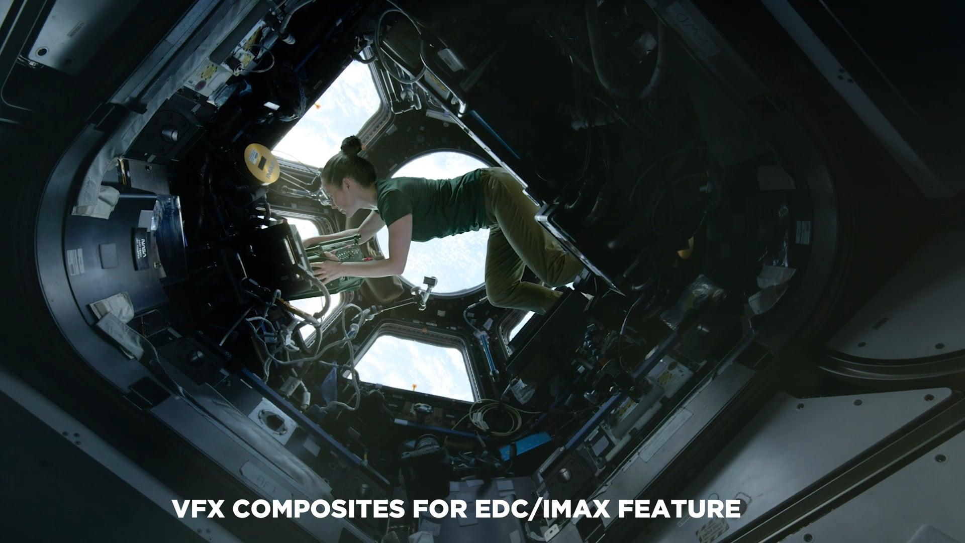 IMAX/EDC VFX MAKING OF