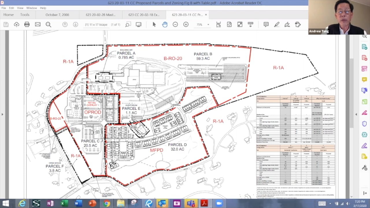 Town of New Castle Planning Board Meeting 3/17/20