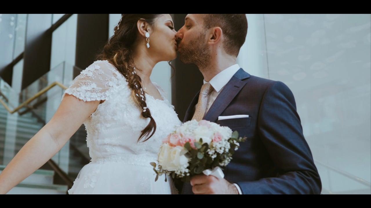 Moshe&Marine  Wedding Teazer