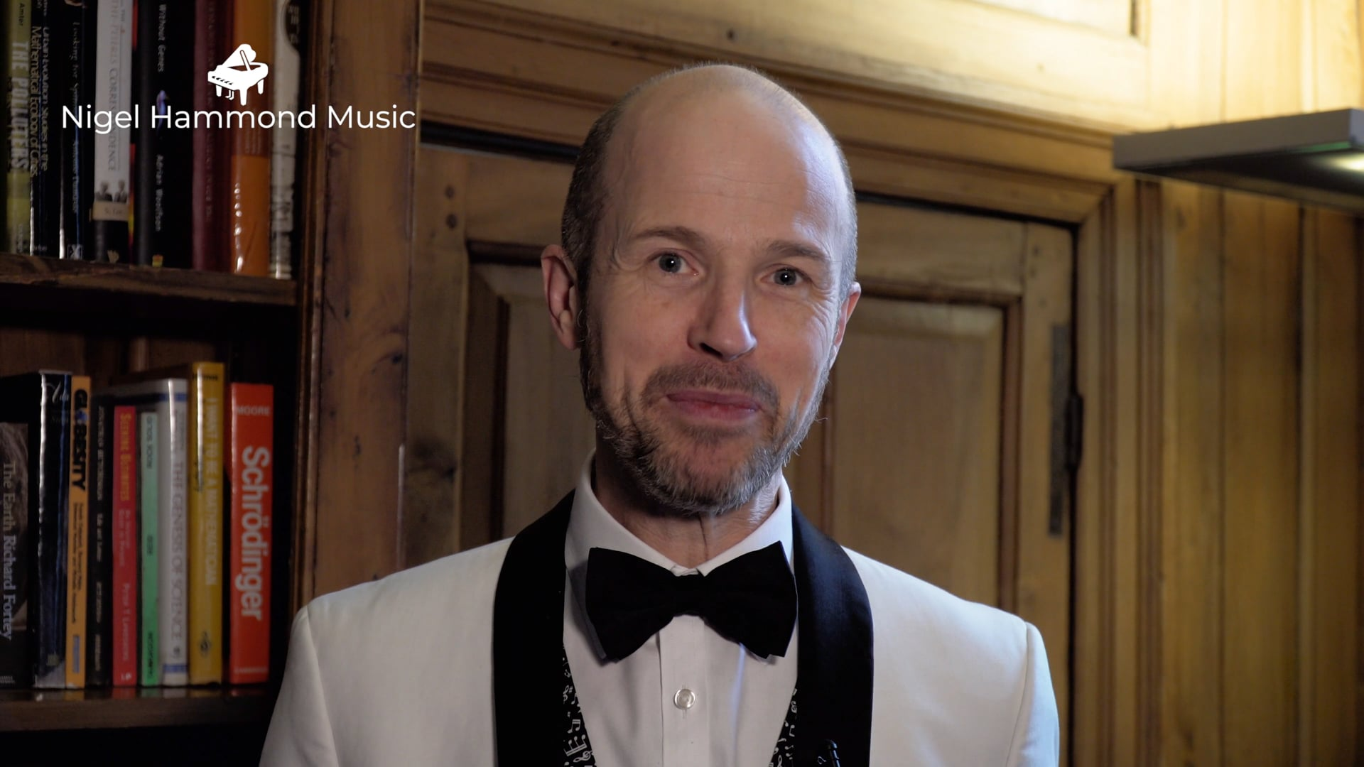 Nigel Hammond Music