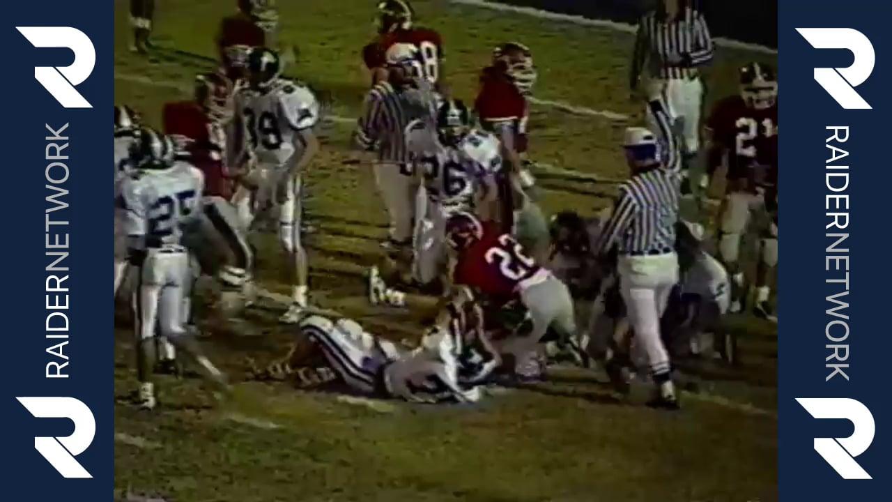 Varsity Football-1996-Game 12-Jackson Prep