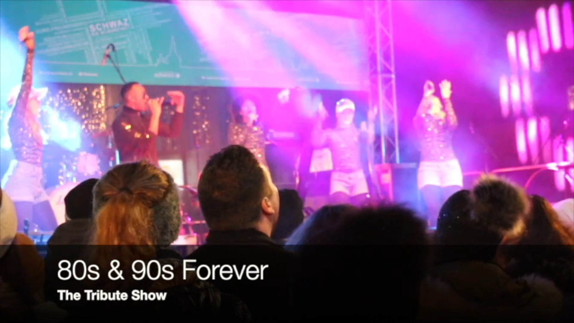 80s & 90s Forever - The Tribute Show