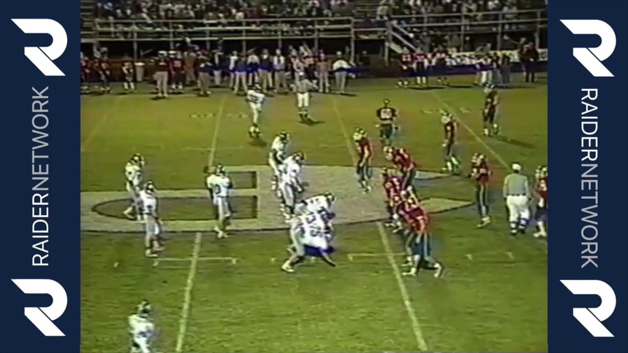 Varsity Football-1996-Game 10-Parklane