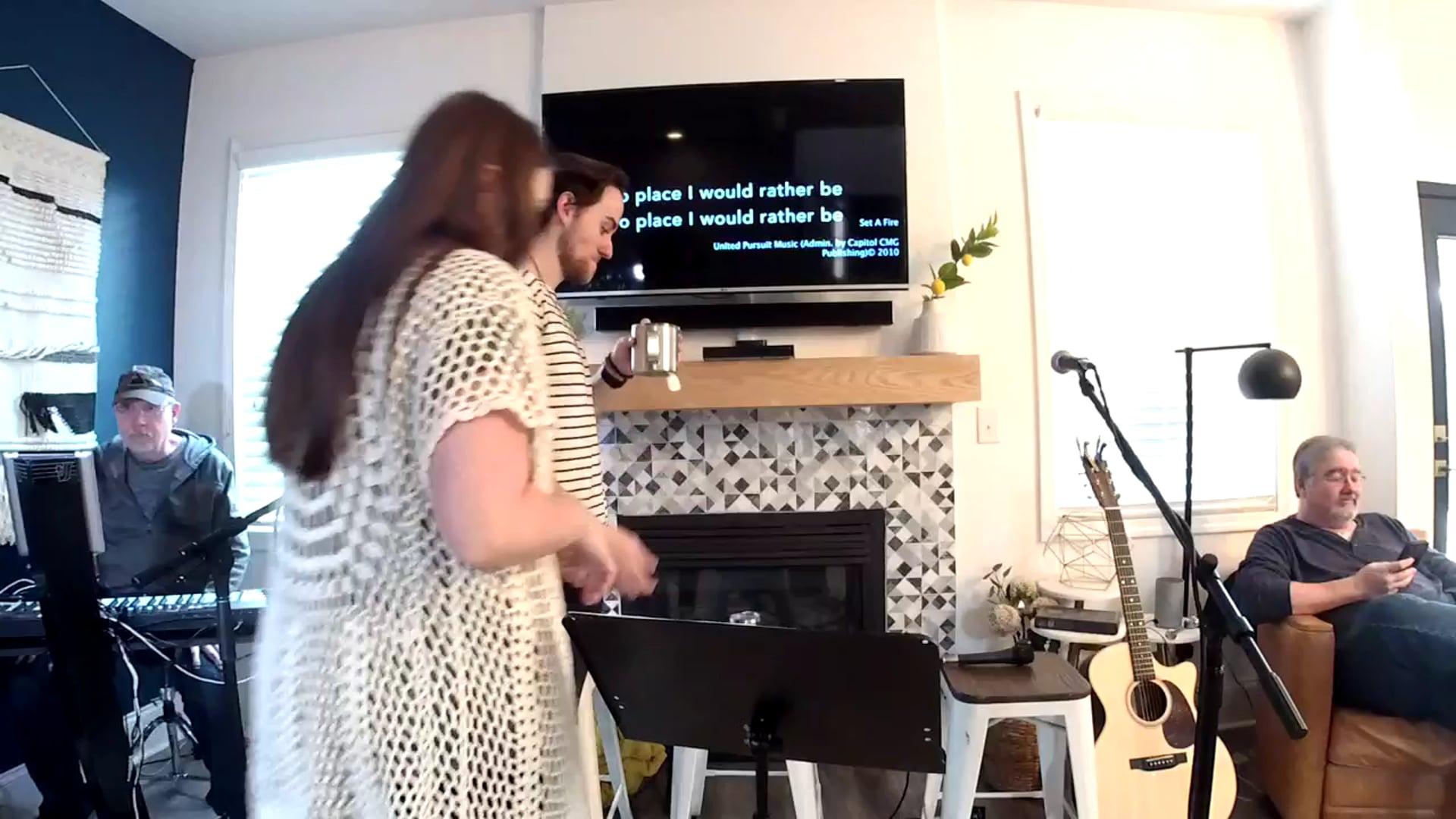 The Gathering Live Stream