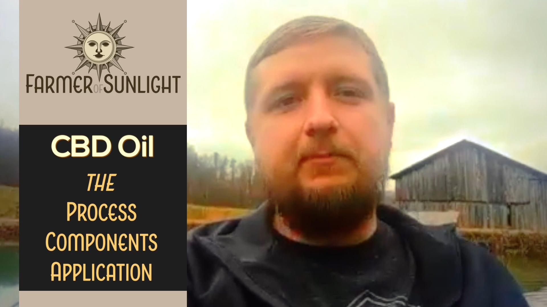 'Farmer of Sunlight' - What is CBD Oil?