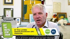 COVID-19 Dr Tony Lembke