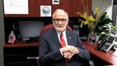 Thumbnail of video Message from the Mayor: 03/23/2020