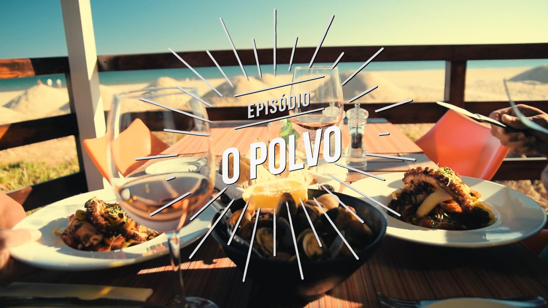 Restaurante O Luís - Polvo