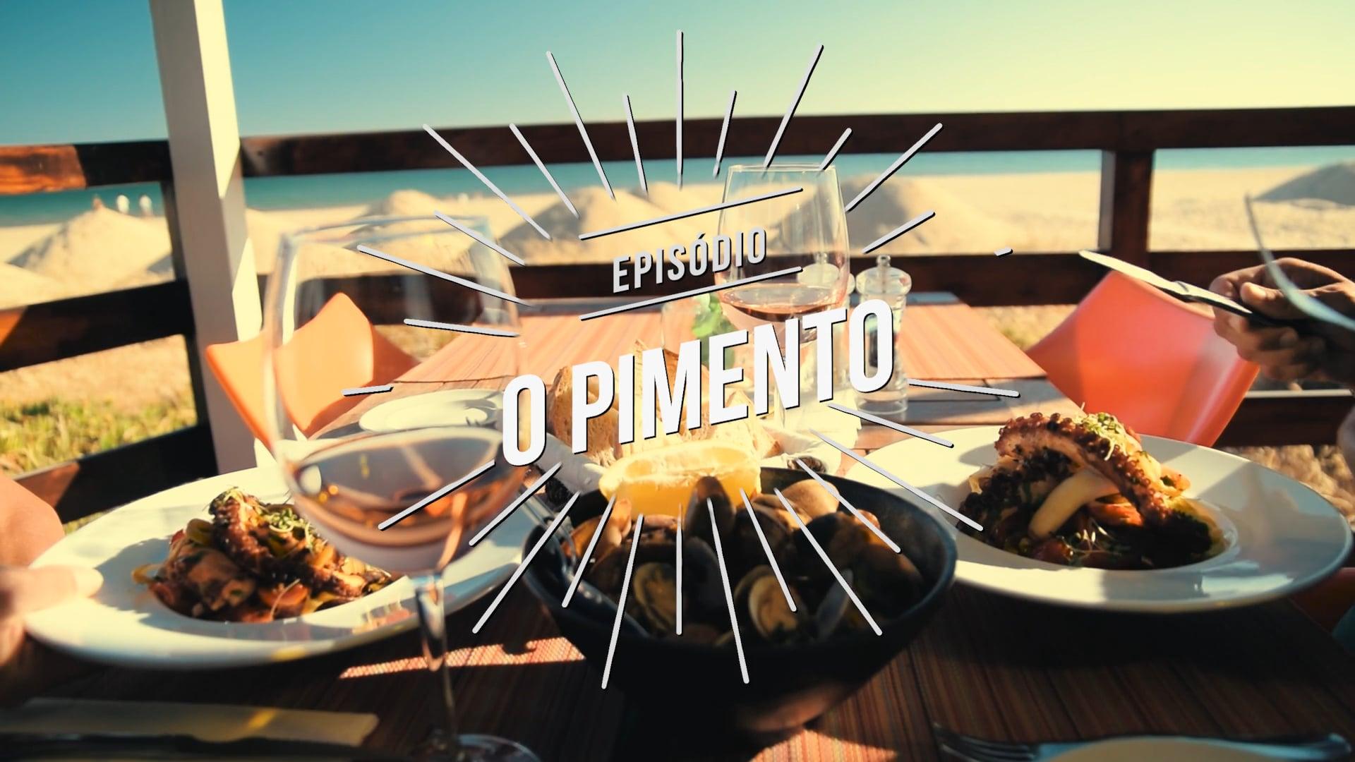 Restaurante O Luís - Pimento