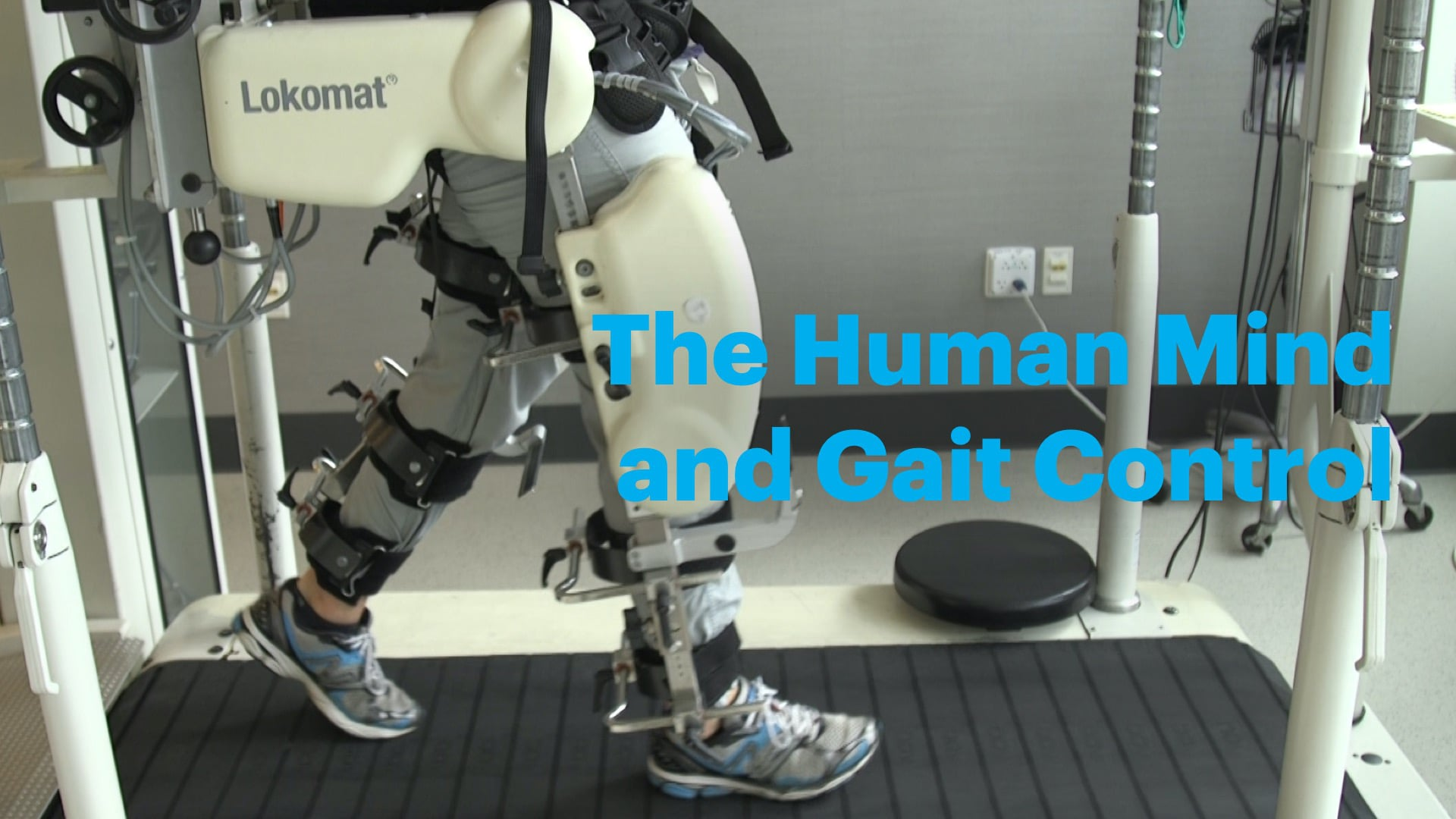 The Human Mind and Gait Control