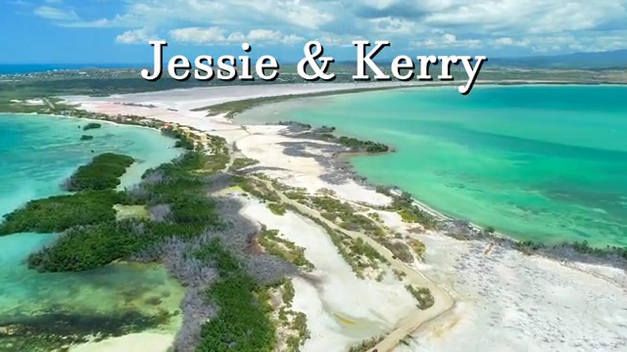 Jessie & Kerry - Puerto Rico New Year's Eve Wedding Celebration