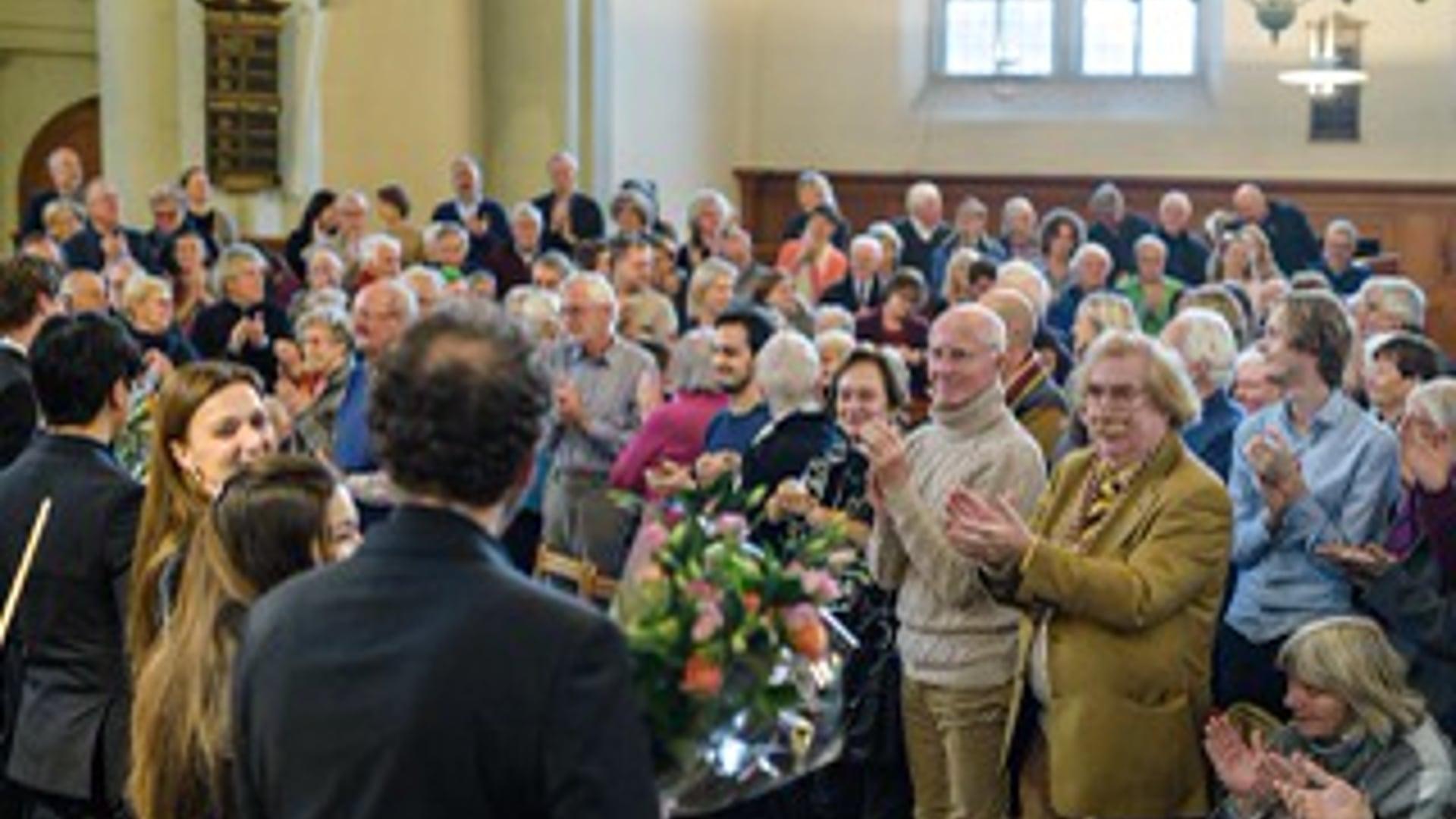 Noorderkerkconcerten Live 28 maart 2020, Martin Oei