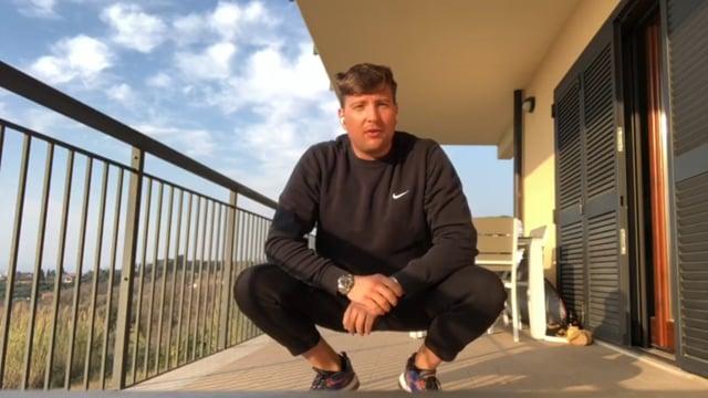 Sport a casa con Valerio Aspromonte