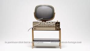 1676 Philco Predicta Siesta eames era tv WS