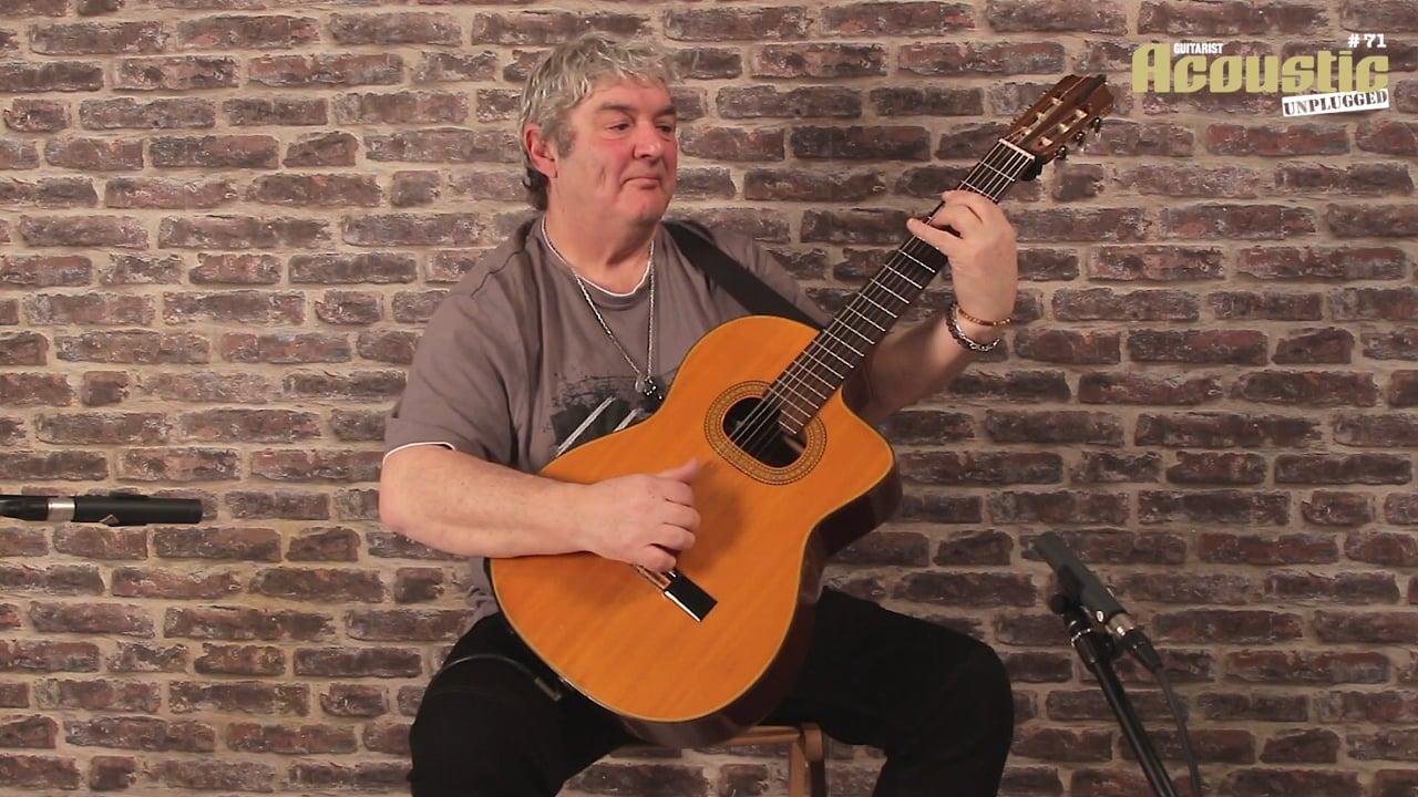AC71 13 -Acoustic Blues -Jimi Drouillard -Explications