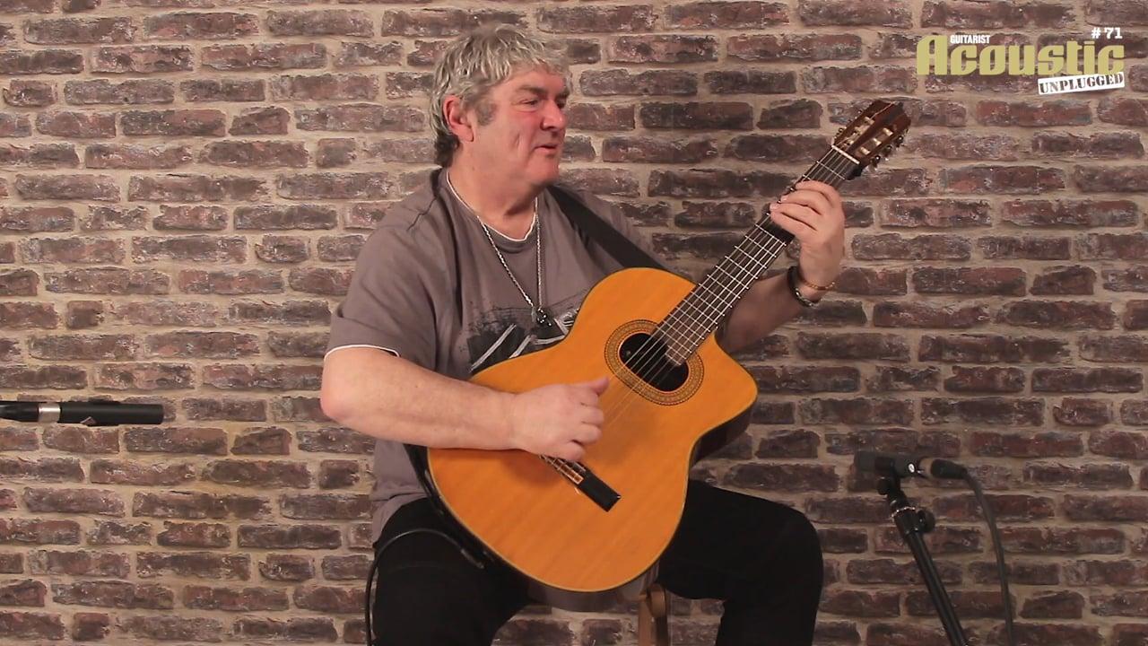 AC71 12 -Acoustic Blues -Jimi Drouillard  -Latino Blues