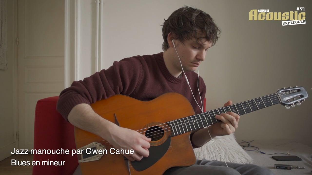 AC71 09 -Jazz manouche -Gwen Cahue -morceau
