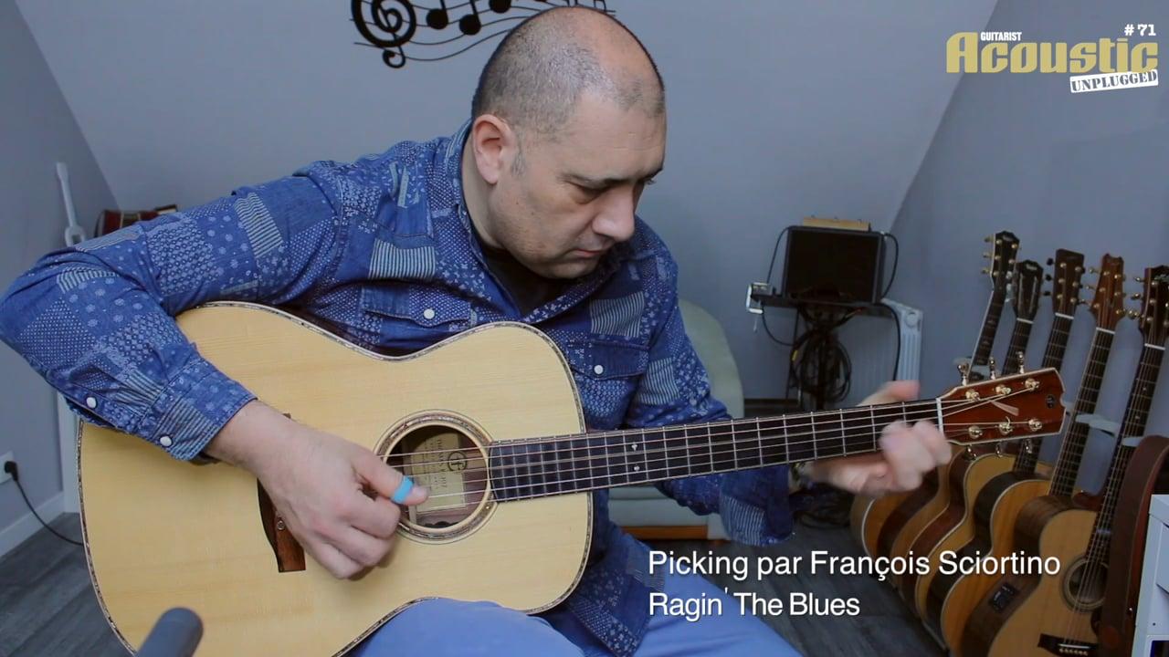 AC71 06 -Picking -François Sciortino -Ragin' the Blues