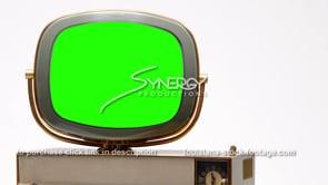 1700 Philco Siesta Predicta tv cu left justified