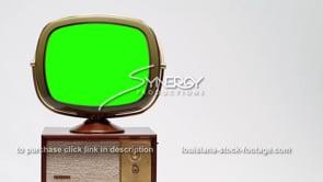 1719 Philco Predicta Penthouse medium left justified green screen