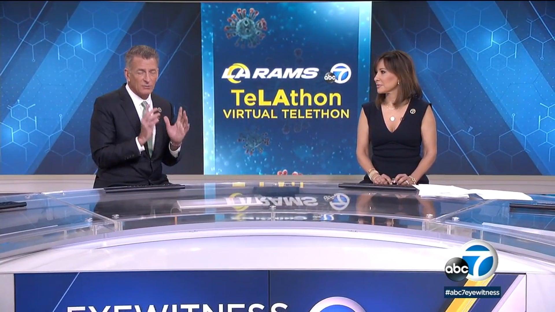Ty Burrell Joins Virtual Telethon For Coronavirus Relief