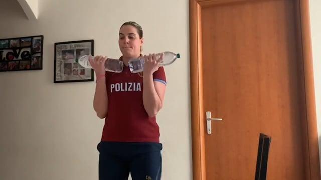 Sport a casa con Martina Grimaldi