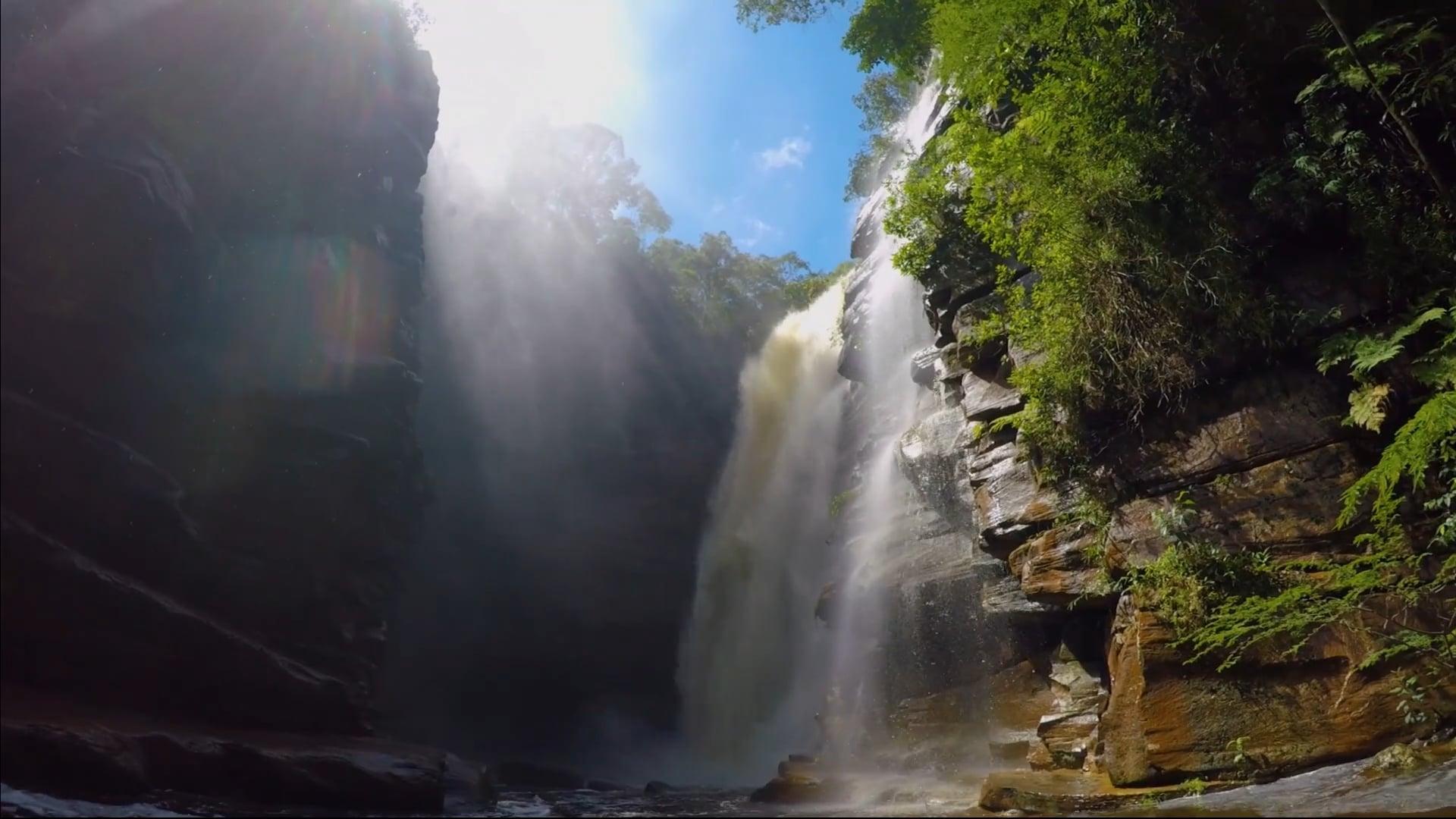 Cachoeira do Mosquito, Chapada Diamantina