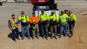 Love County, OK - AZ720xi Wheel Assist - Machine Training