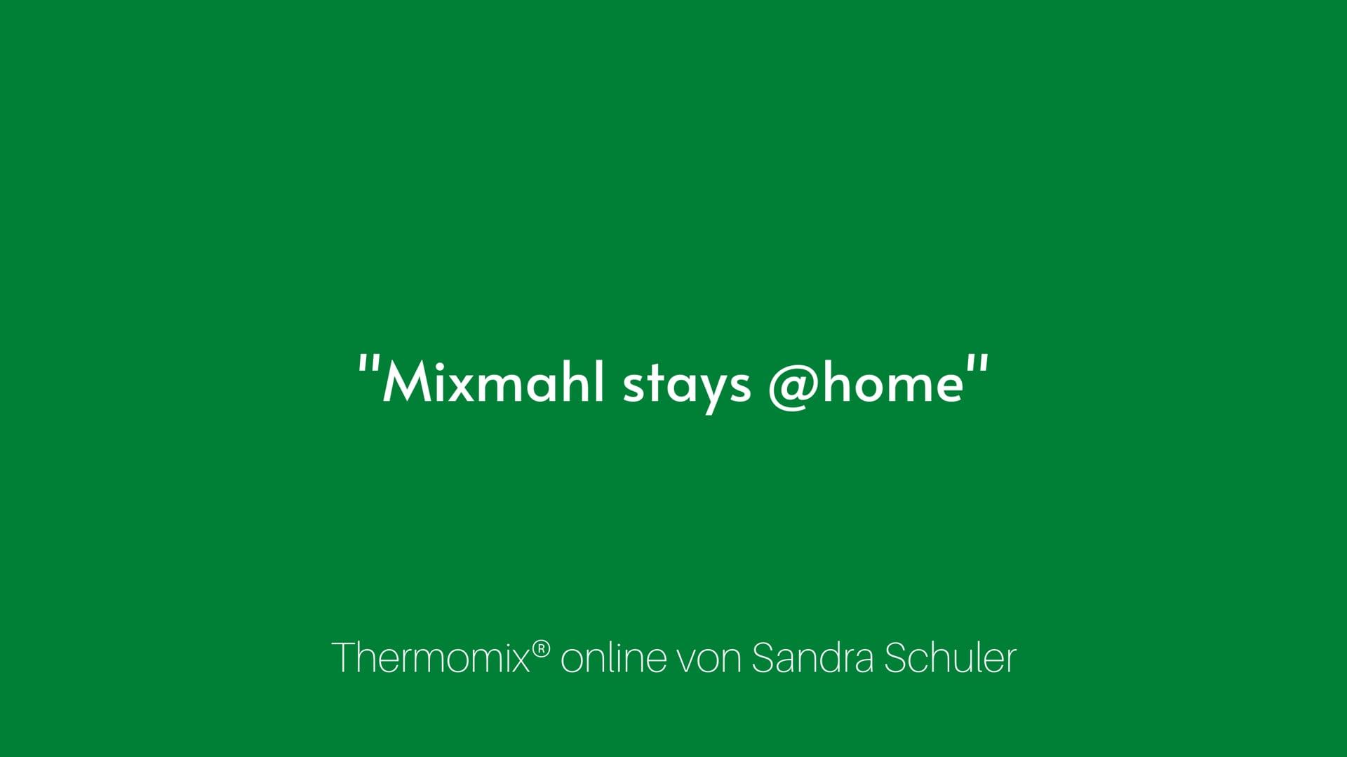 Begrüssung - Sandra Schuler - Rezept-Idee.ch