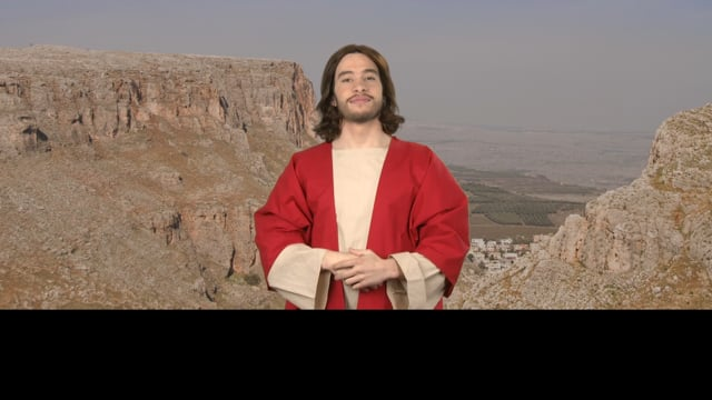 Jesús/Bienaventuranzas
