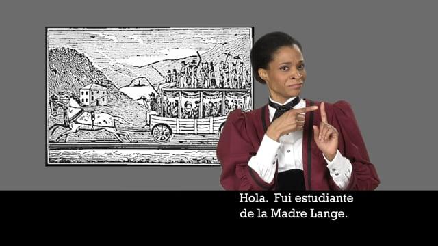 Madre Mary Lange