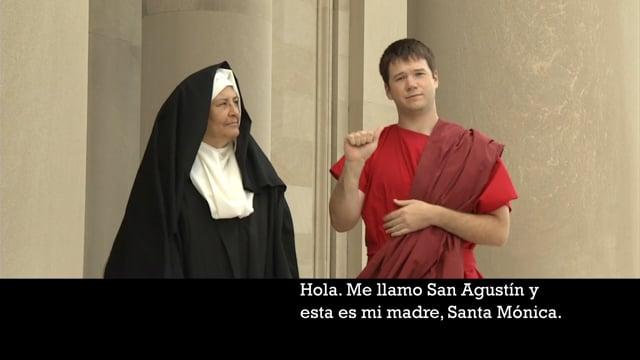 San Agustín & Santa Mónica